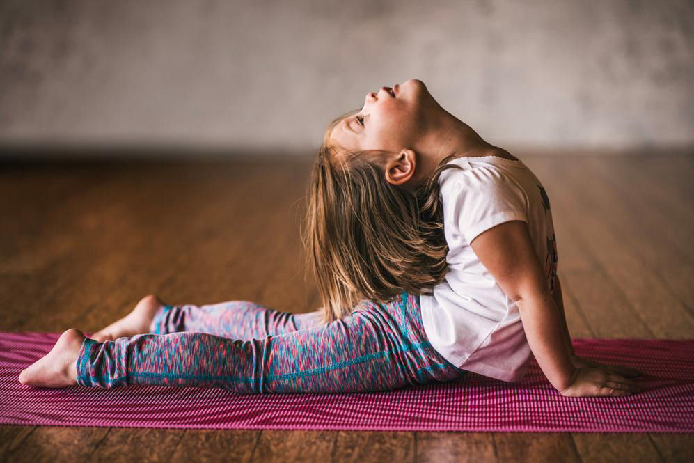 Fashion Weeks Kids - Yoga for Littles